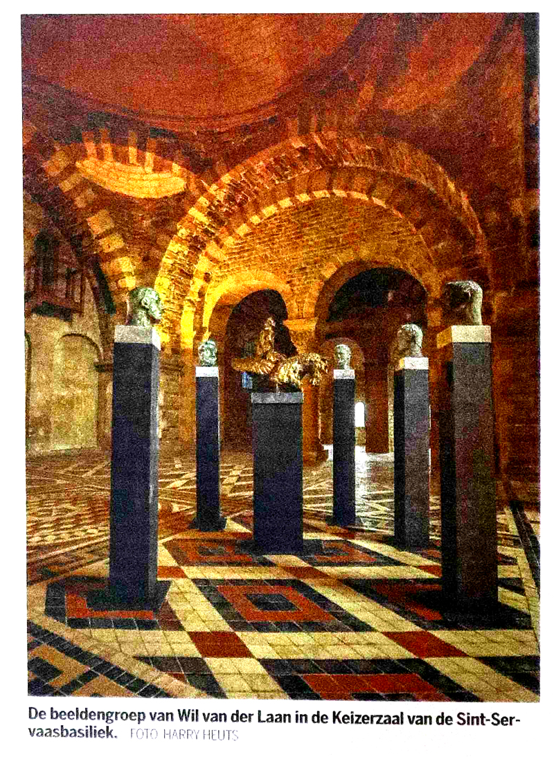 Romeinse keizers gaan op reis van Limburg naar Italie - De Limburger